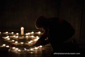 Candelight Vigil - Pregnancy and Infant Loss